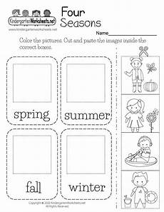free printable worksheets on seasons kindergarten 14912 four seasons worksheet for kindergarten free printable digital pdf