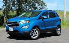 Ford Ecosport 2018 Couvrir Toutes Les Bases Guide Auto