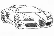ausmalbilder bugatti 01 malvorlage auto cars