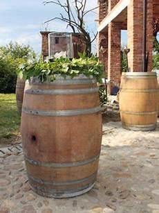 Holzfass Fass Barrique Eichenfa 223 Gebraucht Weinfass