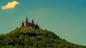 Architecture Castle Nature Landscape Trees Germany
