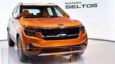 Kia New Suv 2020 Price 2020 Kia Seltos Debuts As New Global Compact Suv