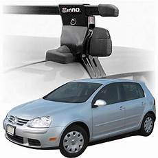 security system 2006 volkswagen rabbit parking system 2008 vw rabbit roof rack complete system inno rack with locks cargogear