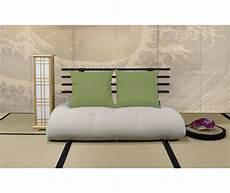 testiera futon divano letto futon naoko vivere zen