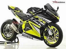 Modifikasi Honda Cbr250rr by Modifikasi Honda Cbr250rr Indonesia Keren