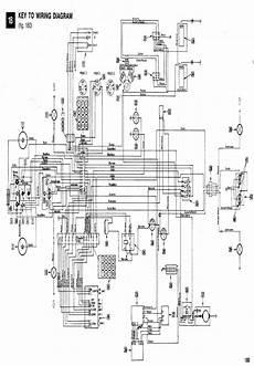 Yamaha V50 Wiring Diagram by Yamaha Mate V50 Wiring Diagram Wiring Diagram And