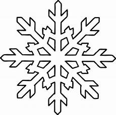 free printable snowflake coloring pages for