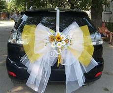 wedding car decoration fashion in new look