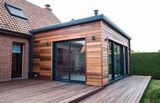 combien coute des extensions prix d une extension de maison en bois combien 231 a co 251 te