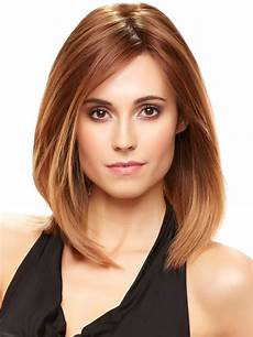 16 sizzling shoulder length hairstyles to flatter your face wigs circletrest