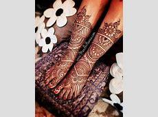 Bridal Mehendi Design for Foot   Download Free Bridal