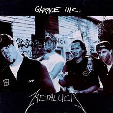 metallica garage inc hennemusic
