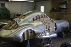 the most amazing automotive metal working project in america is the recreation of an ill fated