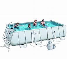 bestway pool rechteck 5 49 x 2 74 m schwimbecken poolhammer