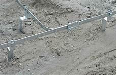 Fundamenterder Din Wegen D 228 Mmung Unter Der Bodenplatte Und