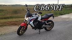 Test De La Cb650f Hrc Superbe Moto Pour Le Permis A2