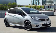 nissan note black edition official nissan note black edition