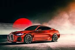 BMW Concept 4 Series Coupe Previews Next Gen I4