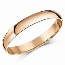 9ct rose gold ring d shaped men s s solid hallmarked wedding ring band ebay