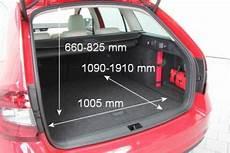 Octavia Combi Kofferraumvolumen - adac auto test skoda octavia combi 1 4 tsi style
