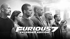fast and furious 7 furious 7 extended edition own it dvd