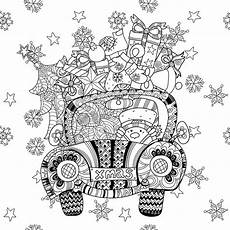 bee colorful free digital download 10 holiday coloring pages awesome christmas gifts