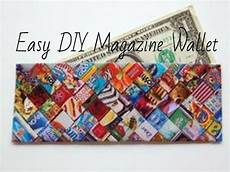 forex paper made easy magazine diy magazine wallet clutch youtube