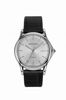 Where Is Armani Made by Emporio Armani Swiss Made Watches In Black For Lyst