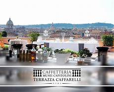 ristoranti con terrazza panoramica roma terrazza caffarelli roma terrazza panoramica su roma