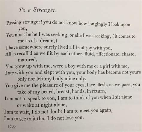 Walt Whitman Poems