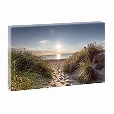 bilder auf keilrahmen bilder auf leinwand keilrahmen poster wandbild strand meer