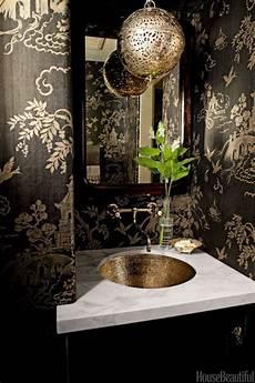 Bathroom Decor Midland Wa by Mon Glam Black Gold Bathroom Orient