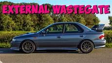 Subaru Impreza Gt Turbo Wrx Tial 38mm External Wastegate