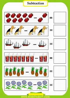 subtraction objects worksheets 10212 1004 best images about eskari teht 228 vi 228 on cut and paste maze and pictures