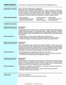 free resume format for sales and marketing manager sle