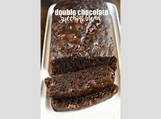 chocolate zucchini bread cake_image