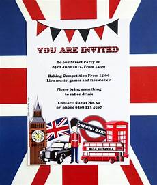 london themed invitations search uk party london theme