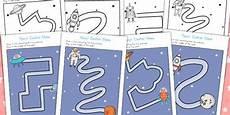 motor skills maze worksheets 20676 space themed pencil maze worksheets worksheet motor class activies maze worksheet