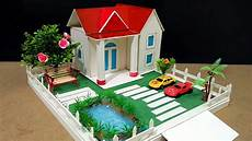diy how to make a wonderful house with glue pond