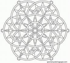 lotus flower mandala coloring pages part 7 free