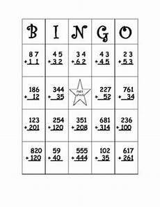addition bingo worksheets 8794 the world s catalog of ideas