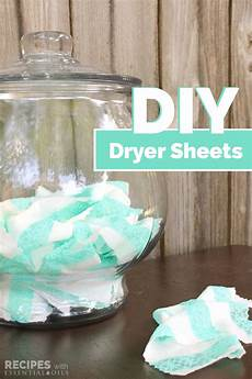 homemade dryer sheets with 12 amazing uses recipes with