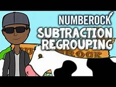 subtraction with regrouping jingle subtraction with regrouping song by numberock viewpure
