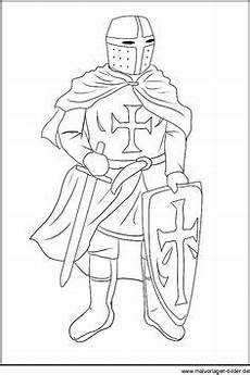 Ritter Malen Malvorlagen Coloring Pages Projects To Try