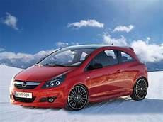 2009 Opel Corsa D Pictures Information And Specs Auto