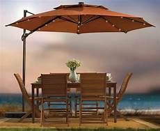 11 best large cantilever patio umbrellas with ideal shade coverage