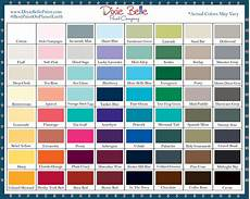dixie color chart dixie chalk type paint colors