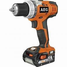 Perceuse Sans Fil Aeg Powertools Bs14cli14 14 4 V 2 Ah 2