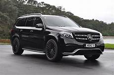 Mercedes Amg Gls 63 2016 New Suv Review Trade Me