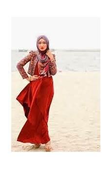 Koleksi Model Baju Pesta Muslim Dian Pelangi Model Baju